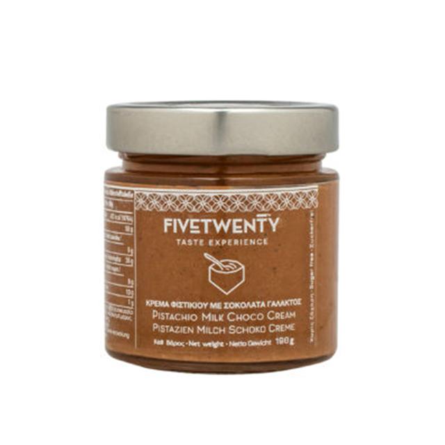 Κρέμα φιστικιού με σοκολάτα 190 γρ - Χωρίς ζάχαρη