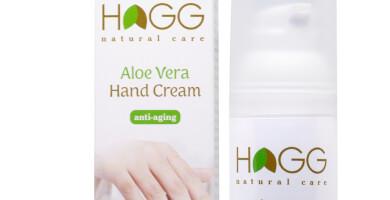 ANTI-AGEING ALOE VERA HAND CREAM με ουρία & βιταμίνη Ε