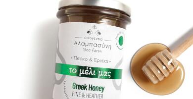 Μέλι Πεύκο - Ερείκη
