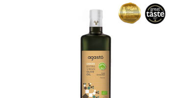 agasto extra virgin organic 750 ml