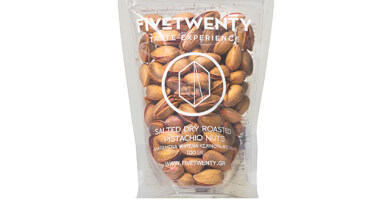 Pistachio Nuts  Salted 100gr