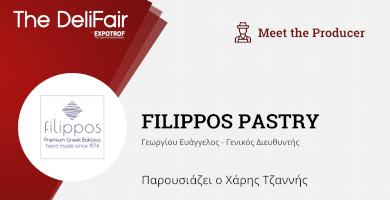 Meet the Producer | Filippos Pastry