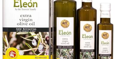 ELEON Extra Virgin Olive Oil - Ελαιοπερίβολα Οικογένειας Τζωρτζή