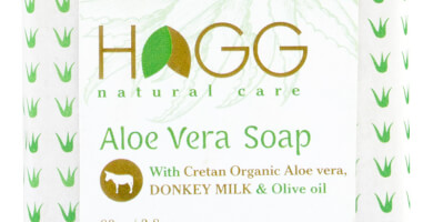 ALOE VERA SOAP με γάλα γαϊδούρας & κρητικό ελαιόλαδο