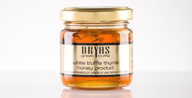 Thyme honey with white truffle