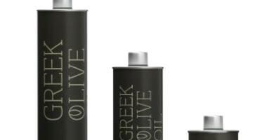 KOPOS EXTRA VIRGIN OLIVE OIL TIN CAN